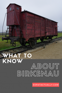 How to Prep and What to Expect at Birkenau
