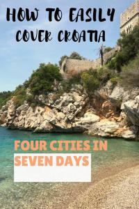 How to Easily Cover Croatia