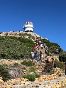 The Lighthouse on The Cape of Good Hope