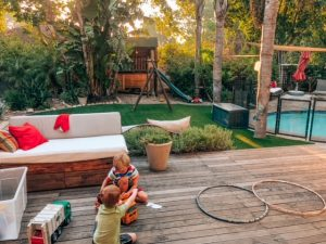 Favorite AirBnB for kids in South Africa