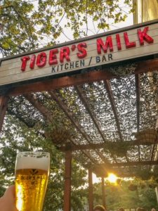 Tiger's Milk in Stellenbosch