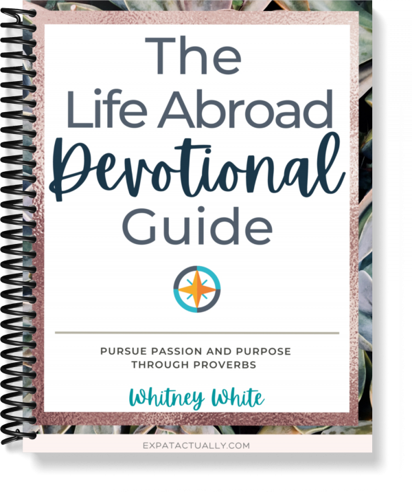 The Life Abroad Devotional Guide