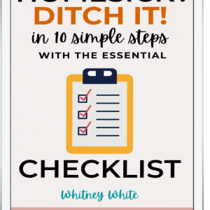 Homesickness Checklist